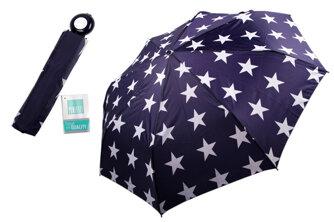 Marinblått Paraply